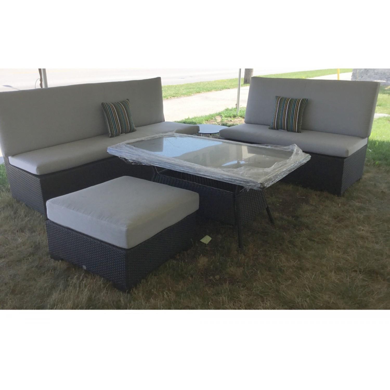 Rio Outdoor Sofa/Dining Set