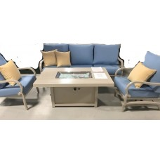 Rosedale Outdoor Sofa Set