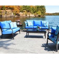 Rosedale Outdoor Love Seat Set