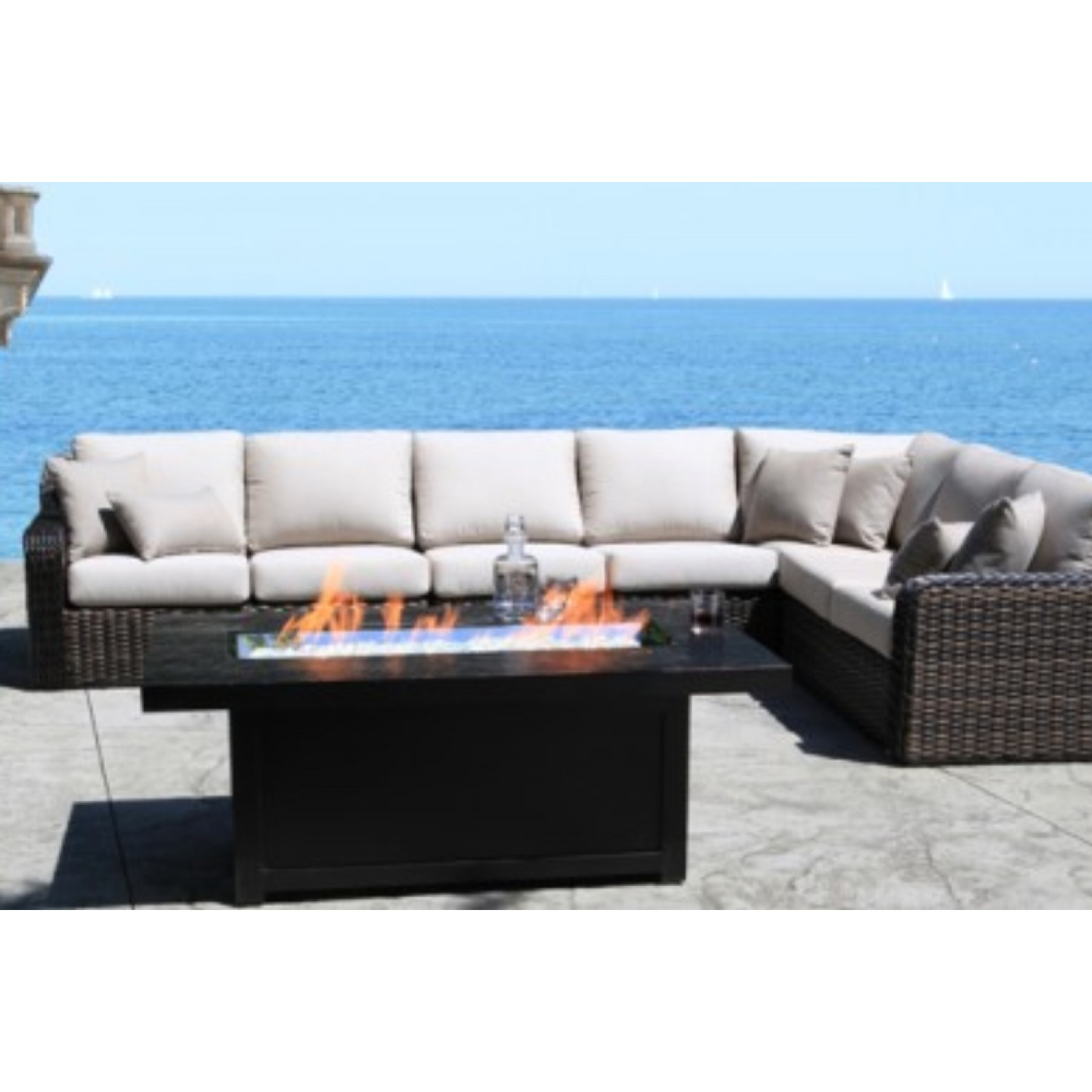 Seafair Outdoor Sectional