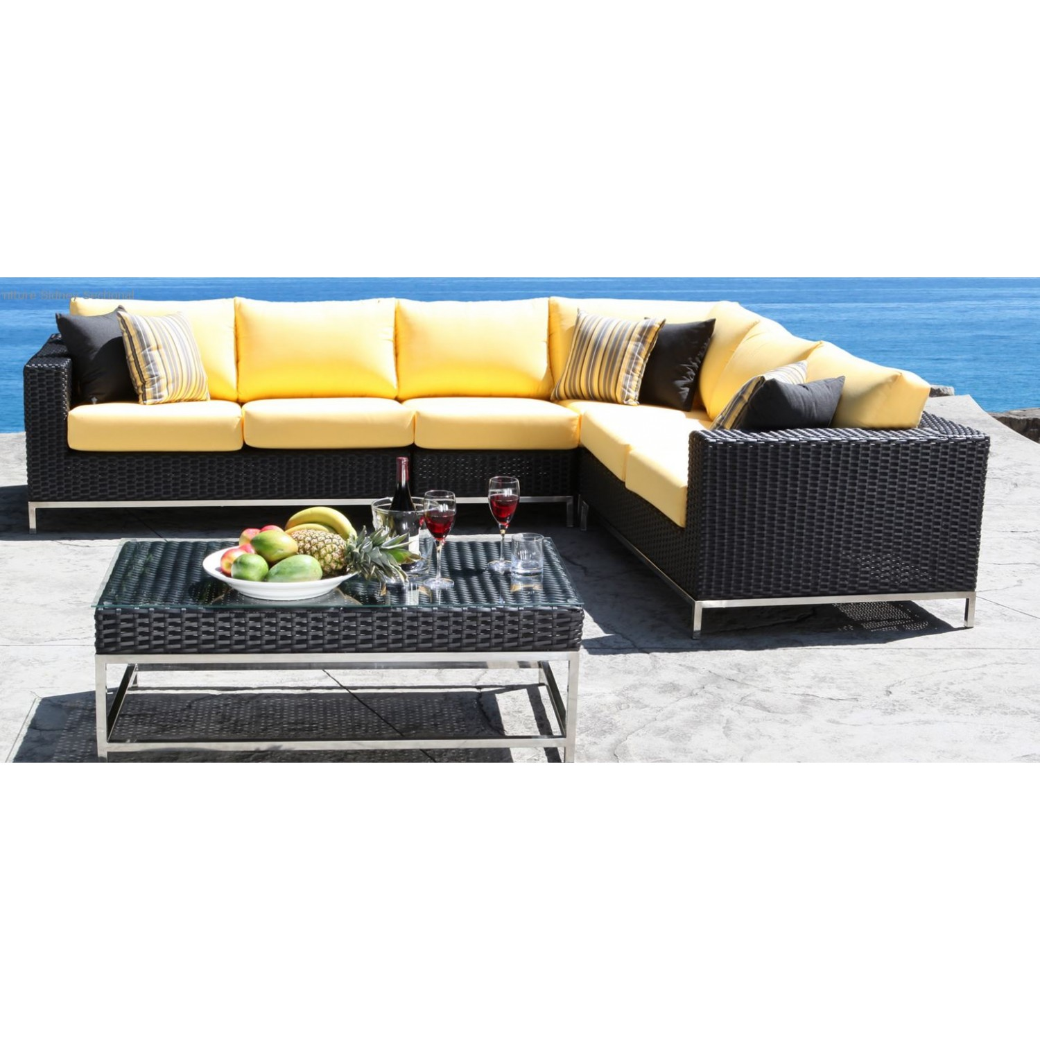 Sidney Outdoor Sectional