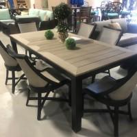 Skye Elegance Outdoor Dining Set