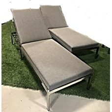 Soho Outdoor Chaise Lounger