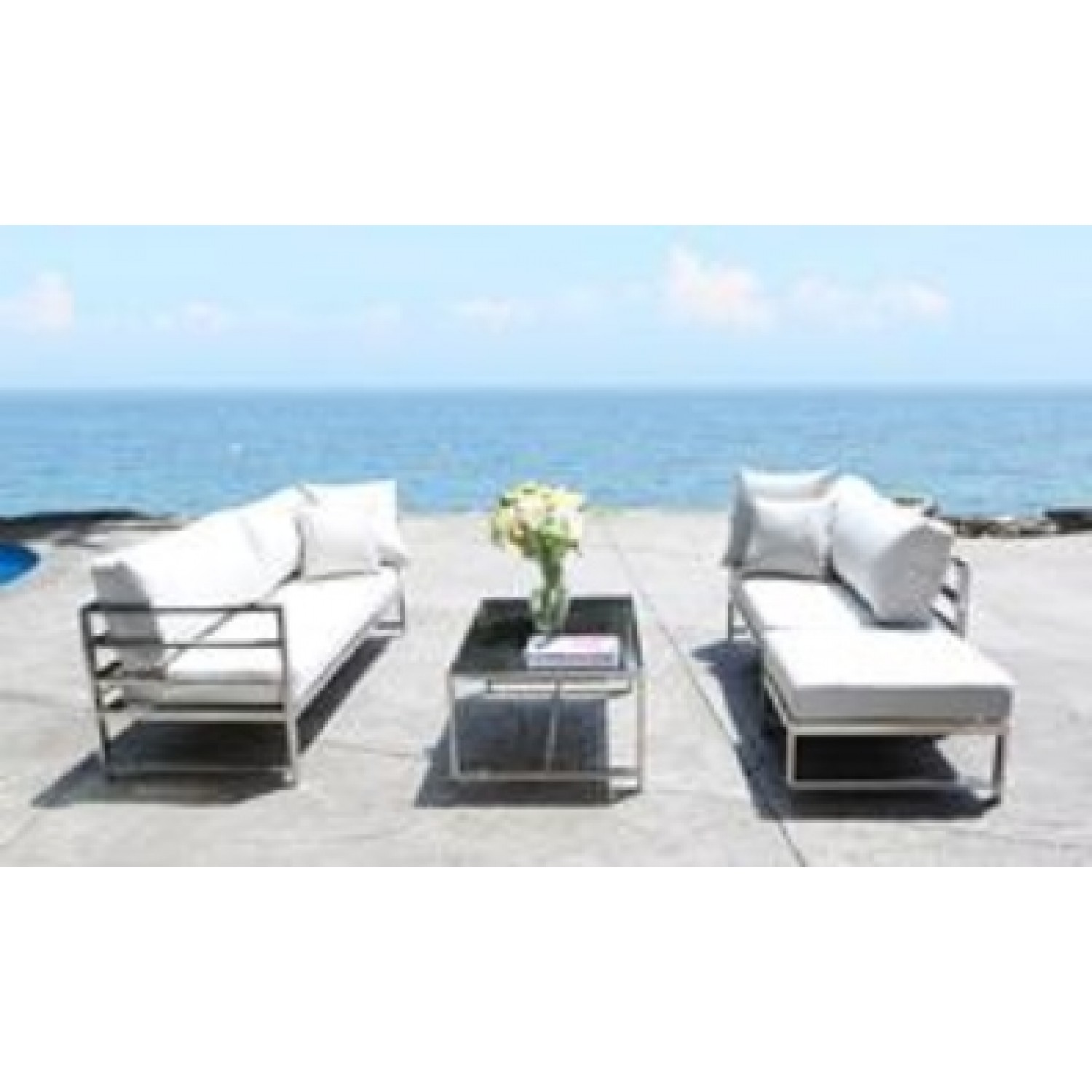 Soho Outdoor Sofa Set