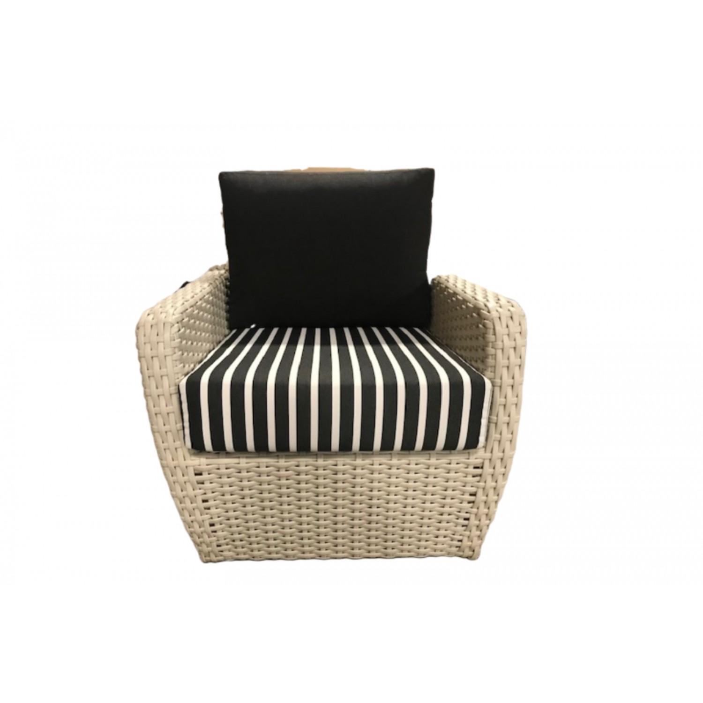 Zen Outdoor Club Chair
